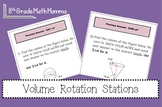 Volume Rotation Stations