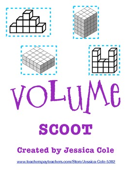 Volume SCOOT!