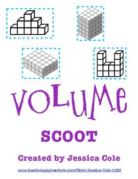 Volume SCOOT!