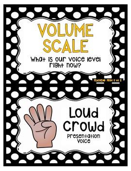Volume Scale