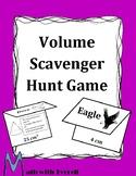 Volume Scavenger Hunt Game