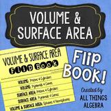 Volume & Surface Area Flip Book