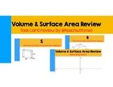 Volume & Surface Area Review Scavenger Hunt