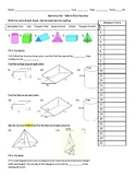 Volume & Surface Area Test with Answer Key - Editable!