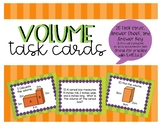 Volume Task Cards 5.MD.3,4,5