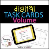 Volume Task Cards including Digital Version