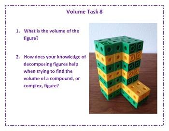 Volume Tasks