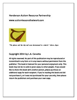 Autism Lessons for the Home & School Volume Three