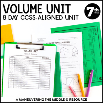 Common core resources lesson plans ccss 7gb6 g6 7th grade volume unit with cross sections 7g6 sciox Images