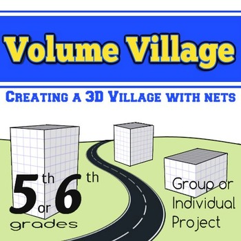 Volume Village - Creating a 3D Village with Nets