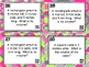 Volume Word Problem Task Cards - Set of 32 Common Core Aligned 5.MD.C.5