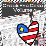 Volume Activity Crack the Code