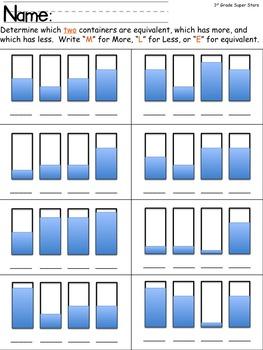 Capacity and Volume