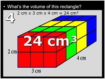 Volume and Density PowerPoint Quiz