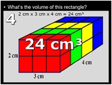 Volume and Density PowerPoint Quiz