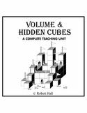 Volume Exploration Unit: Volume and Hidden Cubes