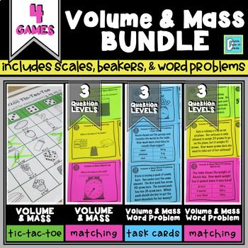 Mass and Capacity/Volume