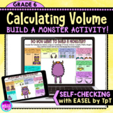 Volume and Missing Dimensions Build a Monster Digital Activity