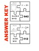 Volume and Surface Area Mini-Puzzles
