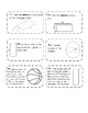 Volume and Surface Area Task Cards TEKS 8.7A-B