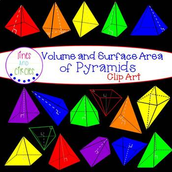 Volume and Surface Area of Pyramids