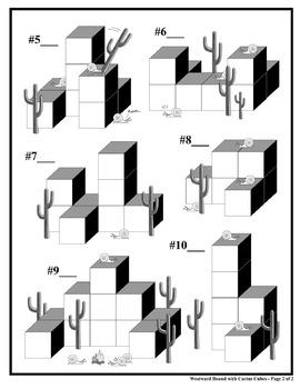 Volume Exploration Unit: Volume and Visible Cubes