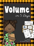 Volume in 5 Days