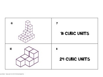 Volume of 3-D Solids