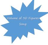 Volume of 3D Figures Song