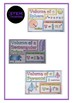 Volume of 3D Shapes Doodle Notes, Posters, Interactive PDF Math Bundle