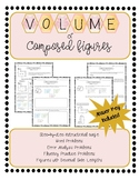 Volume of Composed Figures