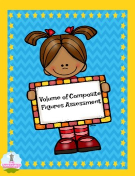 math worksheet : volume of composite figure quiz by caffeinated classroom  tpt : Composite Figures Worksheet