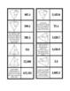 Volume of Cones Domino Match