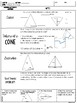 Volume of Cones Notes or Remediation with Homework 8.G.C.9