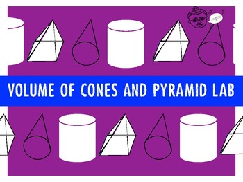 Volume of Cones and Cylinders