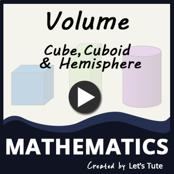 Volume of Cube, Cuboid and Cylinder