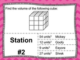 Volume of Cubes & Rectangular Prisms Super Silly Story 6.G.2