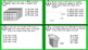 Volume of Cubes and Rectangular Prism Task Cards