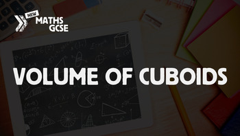 Volume of Cuboids - Complete Lesson