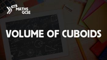 Volume of Cuboids - Complete Lesson