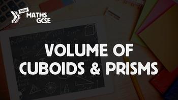 Volume of Prisms - Complete Lesson