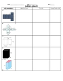 Volume of  Prisms and Cylinders Worjsheet