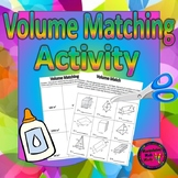 Volume of Prisms and Pyramids Matching Activity