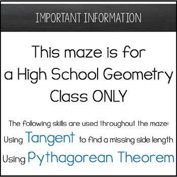 Volume of Pyramids & Cones Maze - HS Geometry Level