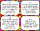 Volume of Rectangular Prisms Bingo