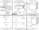 Volume of Rectangular Prisms Exit Tickets, TEKS 6.8D