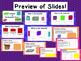 Volume of Rectangular Prisms Google Classroom Activity TEKS 5.6A 5.6B 5.4H