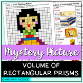 Volume of Rectangular Prisms: Math Mystery Picture