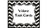 Volume of Rectangular Prisms QR Code Task Cards