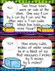 Volume of Rectangular Prisms Word Problems - Math Scavenger Quest